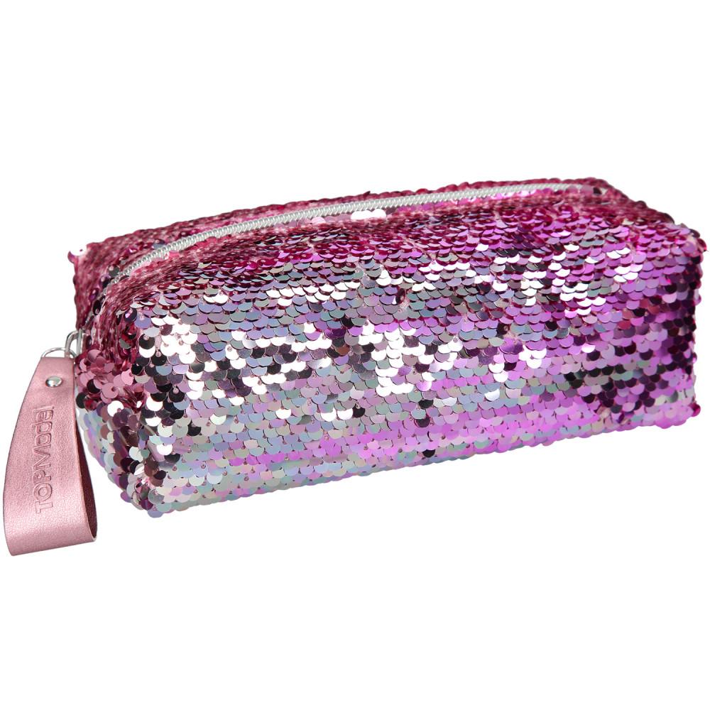 44e448d6e070 Köp TOPModel Pennfodral Paljetter Rosa på buyersclub.se