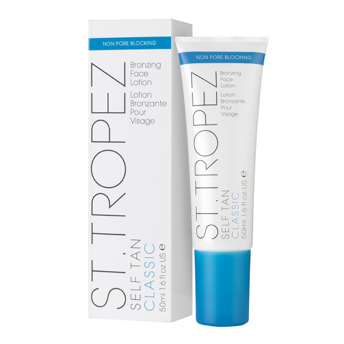 St. Tropez Self Tan Classic Bronzing Face Lotion