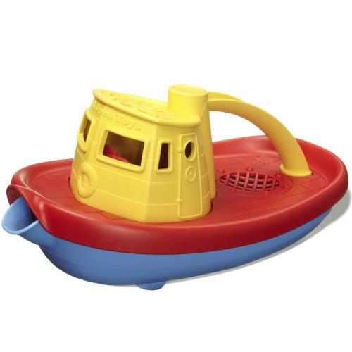 Green Toys Bogserbåt