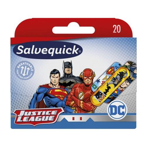 Salvequick Plåster Justice League