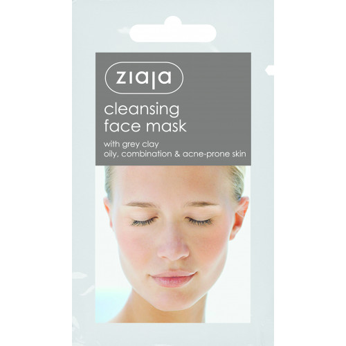 Ziaja Cleansing Clay Face Mask