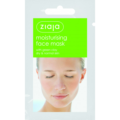 Ziaja Moisturising Clay Face Mask