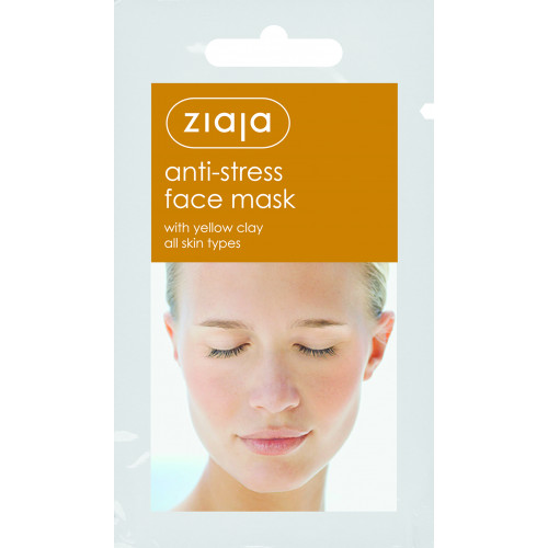 Ziaja Anti-stress Clay Face Mask
