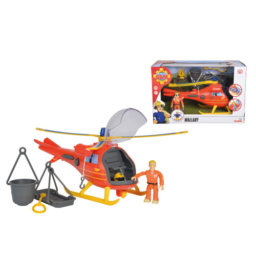 Brandman Sam Sam Helikopter