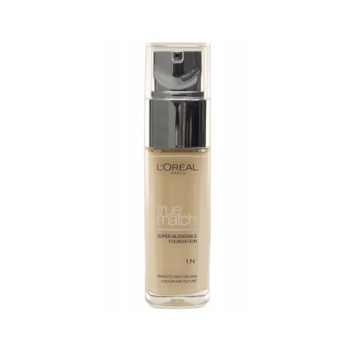 L´Oréal True Match Foundation 1D/1W Golden Ivory