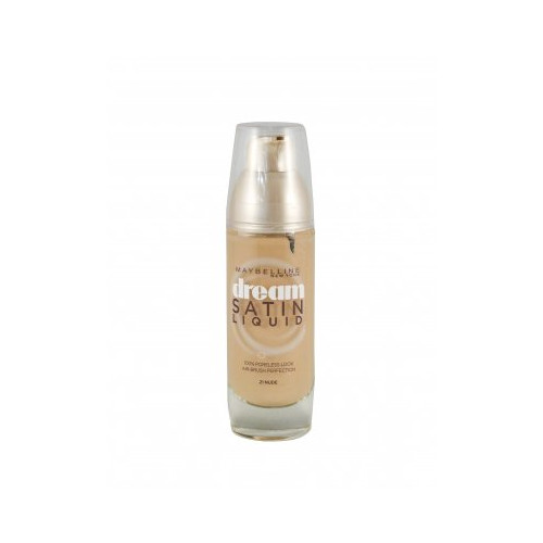 Maybelline  Dream Satin Liquid Foundation SPF13 - 21 Nude