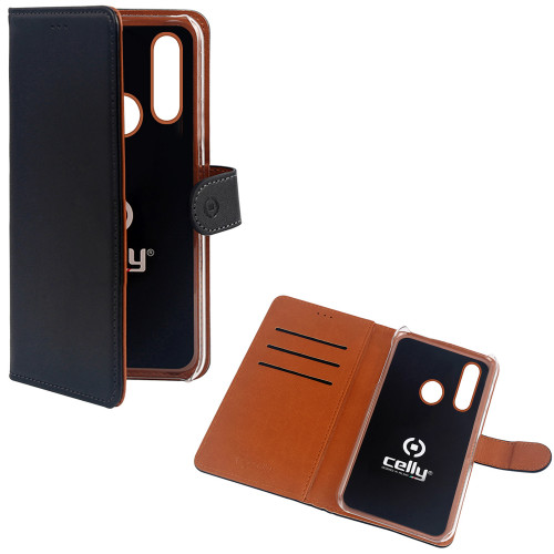 Celly Wallet Case Huawei P30 Lite Sv