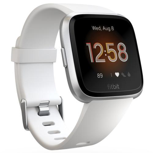 Fitbit Versa Lite, White/Silver