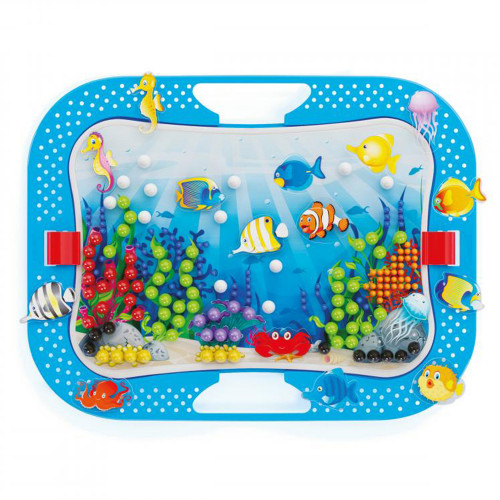 Quercetti Ocean Fun Fish & Pegs 320pcs