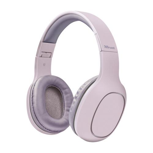 Trust Dona Trådlöst BT-headphones Ro