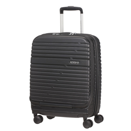 American Tourister Aereo Racer Frontloader 55 Bl.