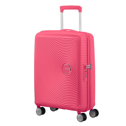American Tourister Soundbox Sp 55 Exp. Hot Pink