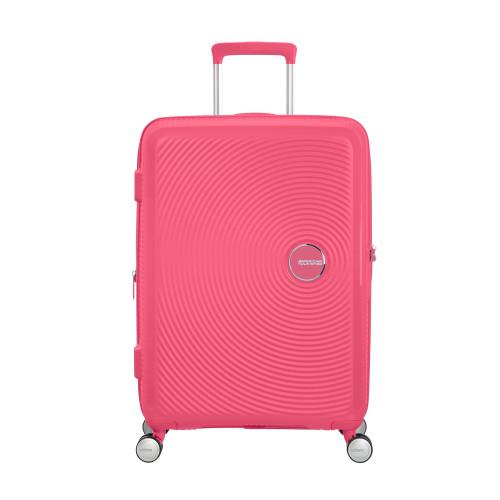 American Tourister Soundbox Sp 67 Exp. Hot Pink