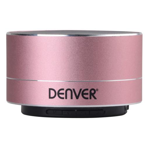 Denver Bluetooth-högtalare Rosa