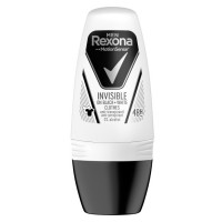 Rexona Men Invisible On Black & White Deodorant