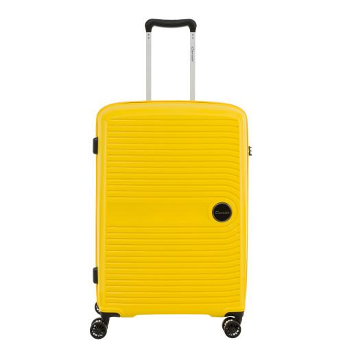 Cavalet Åhus Kabin Bright Yellow