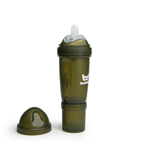 Herobility HeroBottle Army Grön 240ml