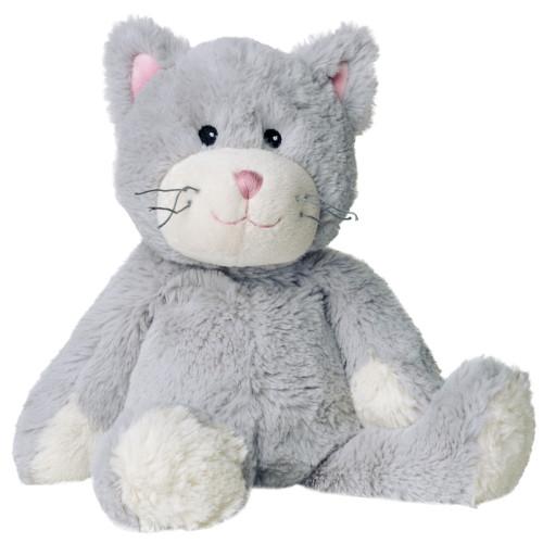 Warmies Grå Katt