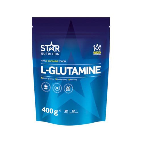 Star Nutrition L-Glutamine, 400 g