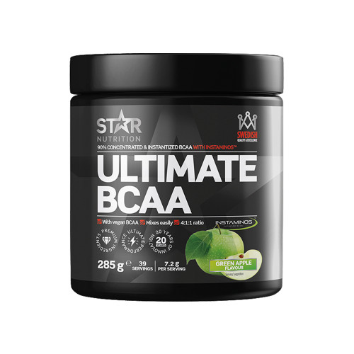 Star Nutrition Ultimate BCAA, 285 g, Apple