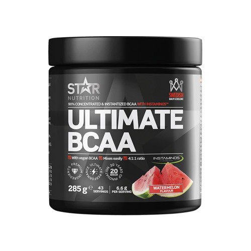 Star Nutrition Ultimate BCAA, 285 g, Watermelon