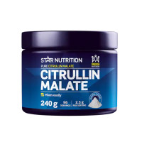 Star Nutrition Citrullin Malate, 240 g