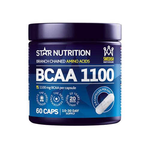 Star Nutrition BCAA 1100, 60 caps