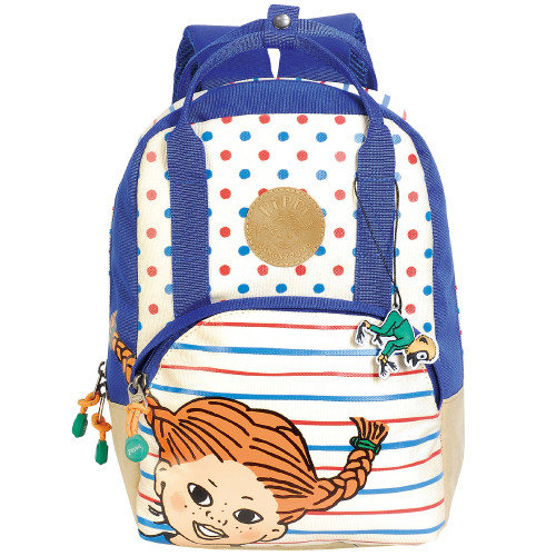 Pippi Långstrump Retro Backpack S