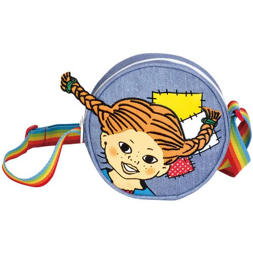 Pippi Långstrump Round shoulder bag