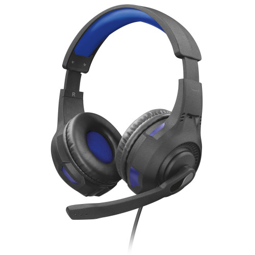 Trust GXT 307B Gaming headset PS4 Bl