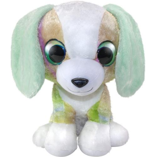Lumo Stars Spotty Hund 42cm