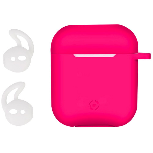 Celly Aircase skyddsfodral Rosa