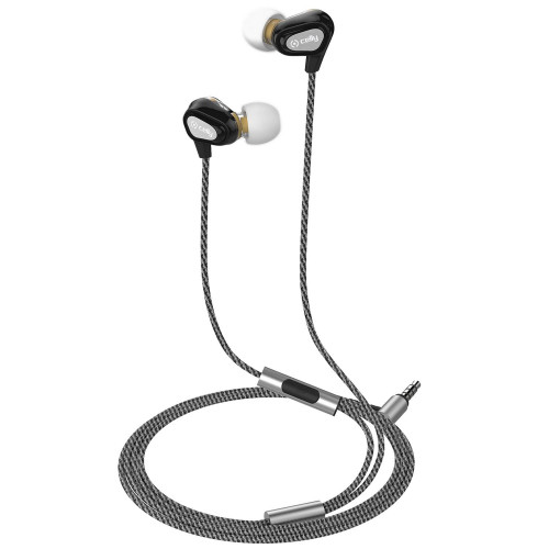 Celly Headset Dual Driver In-ear Sv