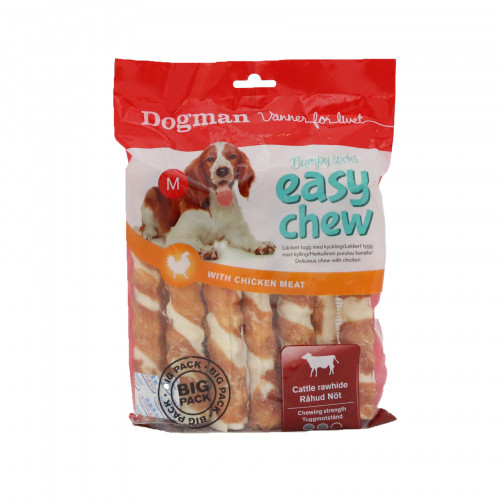 DOGMAN Easy Chew 10-pack (5-pack)