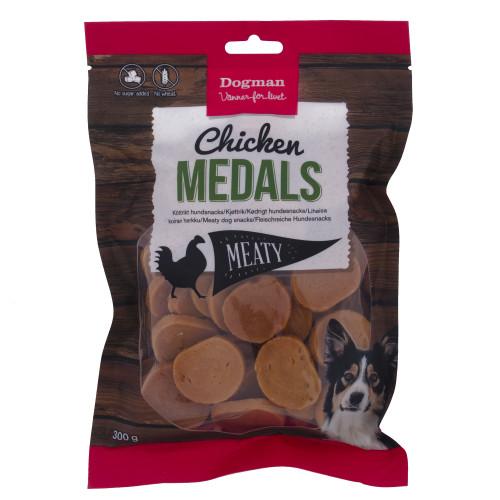 DOGMAN Chicken Medals (6-pack)