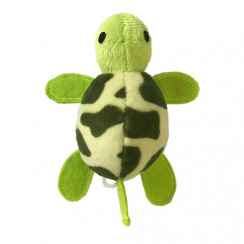 DOGMAN Kattlek vibrerande sköldpadda (6-pack)
