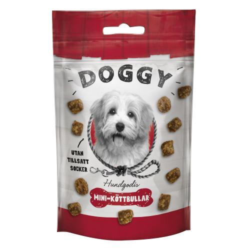 DOGGY Hundgodis Miniköttbullar (6-pack)