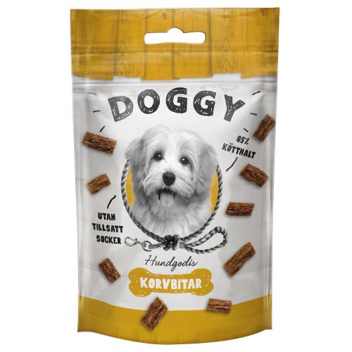 DOGGY Hundgodis Korvbitar (7-pack)