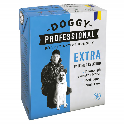 DOGGY Prof. X-tra