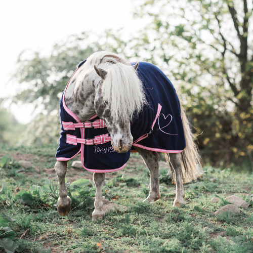 JACSON Fleece rug Pony Pals