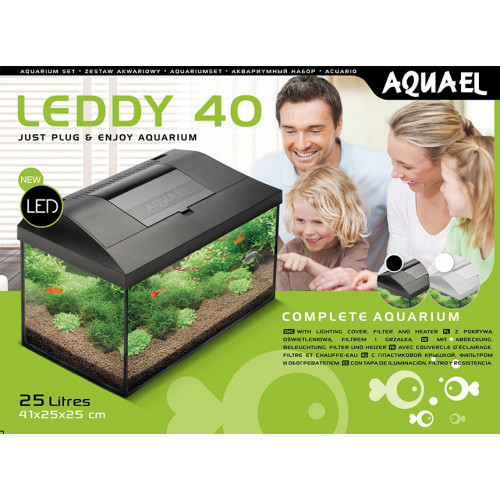 AQUAEL Leddy Basic starterset 40