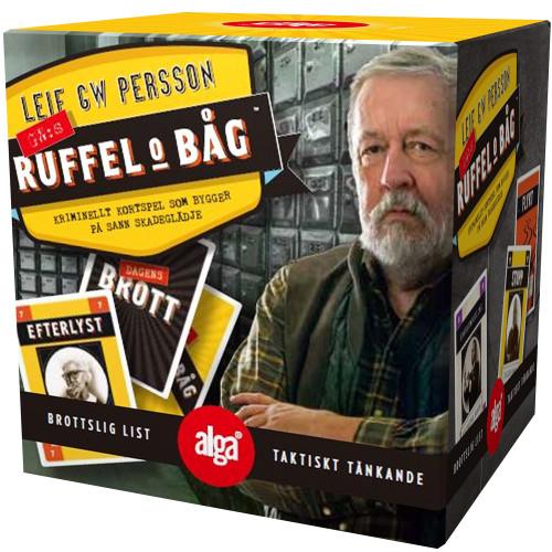 Alga Leif GW Persson GW Ruffel & B.