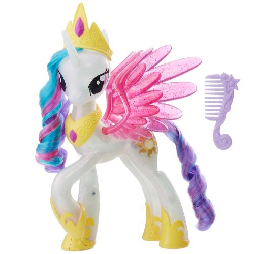 My Little Pony Glimmer & Glow Princess Celes.