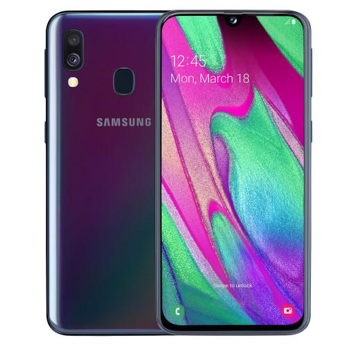 Samsung A405 Galaxy A40 Black