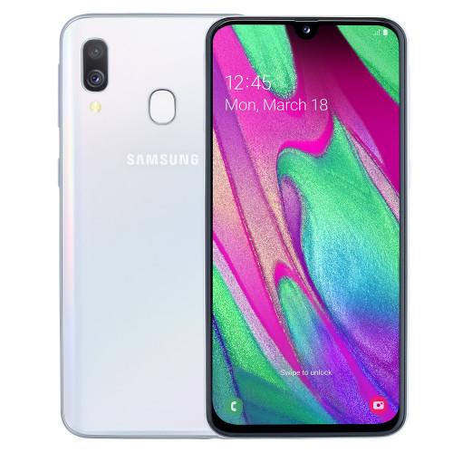 Samsung A405 Galaxy A40 White