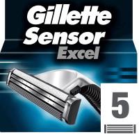 Gillette Sensor Excel 5p