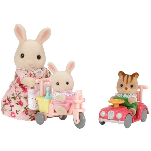 Sylvanian Families Babies Ride and Play