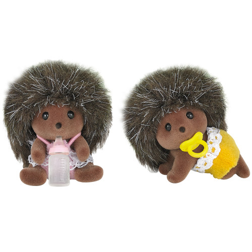 Sylvanian Families Hedgehog Twins