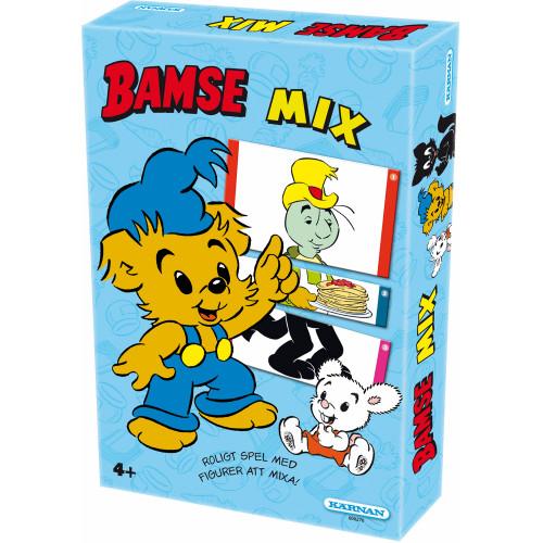 Kärnan Spel Bamse Mix