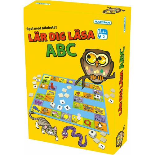 Kärnan Spel Lär Dig Läsa ABC